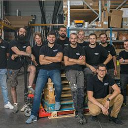 équipe, une démarche qualité centrée sur le relationnel et le sérieux Aix-les-Bains