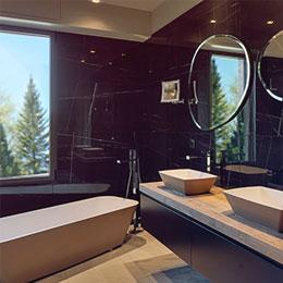 Une équipe pour la rénovation de salle de bain (douche, baignoire, vasque, PMR) Aix-les-Bains