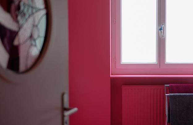Photo de l'intérieur d'un appartement refait à neuf par la société Sabeko
