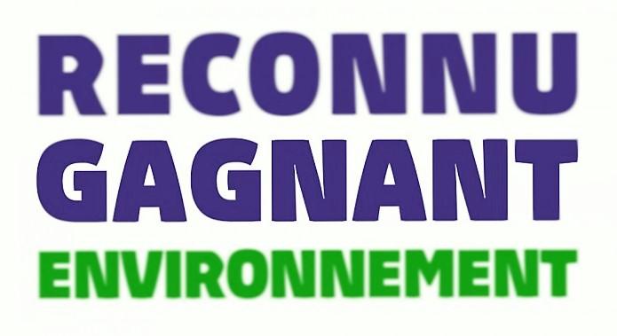 """SABEKO est une société """"Reconnue Garante de l'Environnement"""""""
