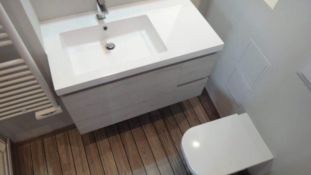 Renovation salle de bain Croix Rousse