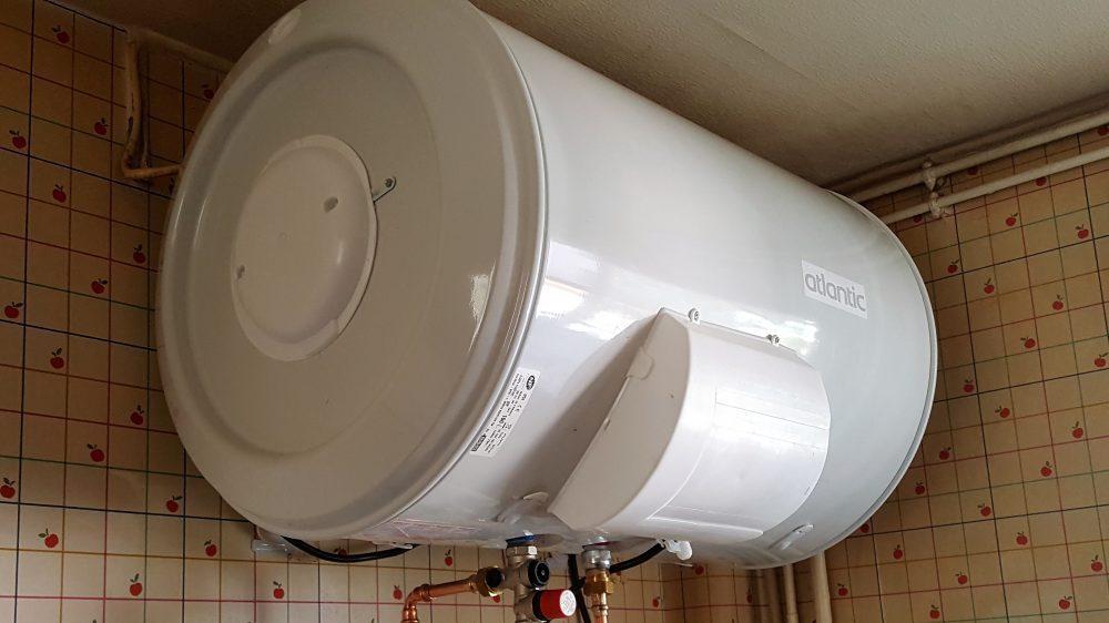 Chauffe-eau 150 litres dans une cuisine de villeurbanne