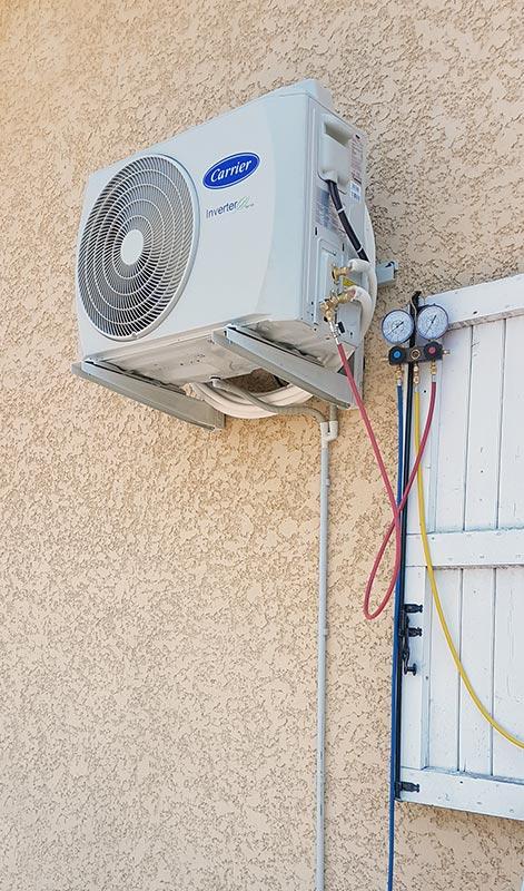 installation climatisation particulier meyzieu