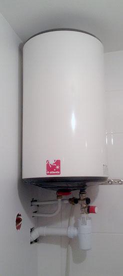 Dépannage chauffe-eau en urgence