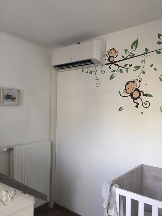 installation climatiseur caluire