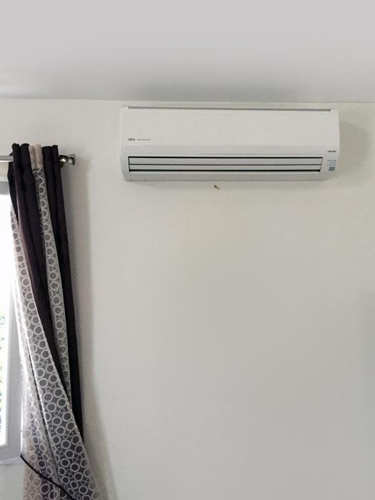 r alisation bron pose climatisation multisplit dans. Black Bedroom Furniture Sets. Home Design Ideas
