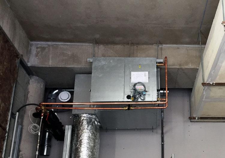 Climatisation et chauffage professionnel à Lyon