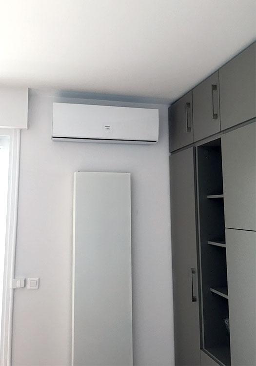 Climatisation Lyon 8