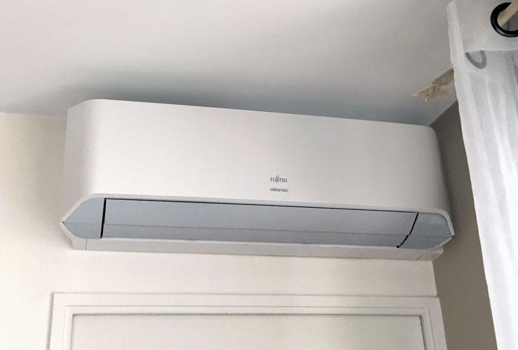 groupe intérieur climatisation