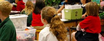 Intervention dans les écoles, collèges et lycées