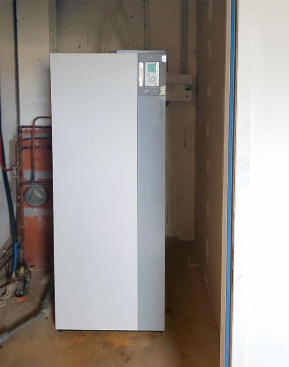 Pompe à chaleur air eau à Chambéry