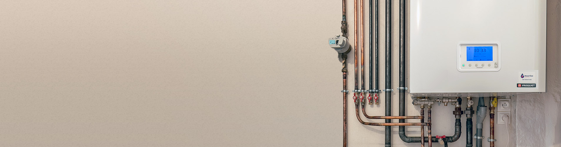 La chaudière à condensation est un équipement que peut installaer un plombier-chauffagiste