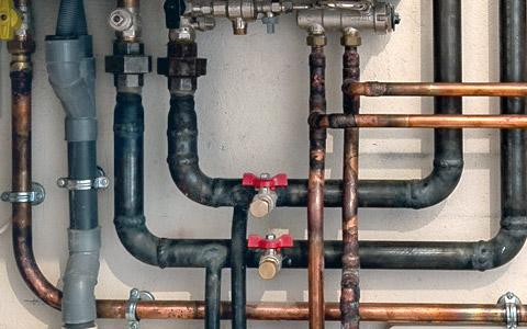 Intervention sur les réseaux de gaz