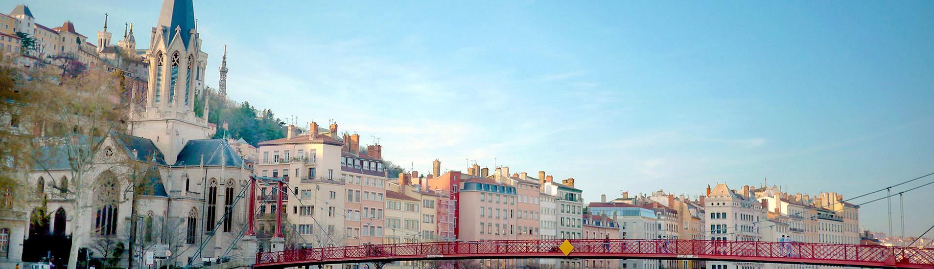 Notre agence de Lyon, un service de proximité pour les habitants du Rhône