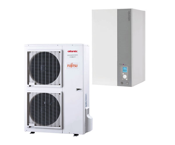 Pompe à chaleur Atlantic Fujitsu Alféa Extensa