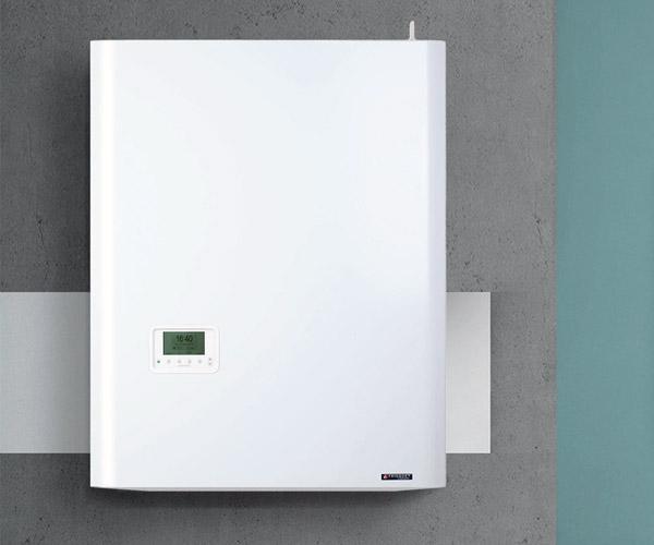La chaudière à condensationHydroconfort Évolution