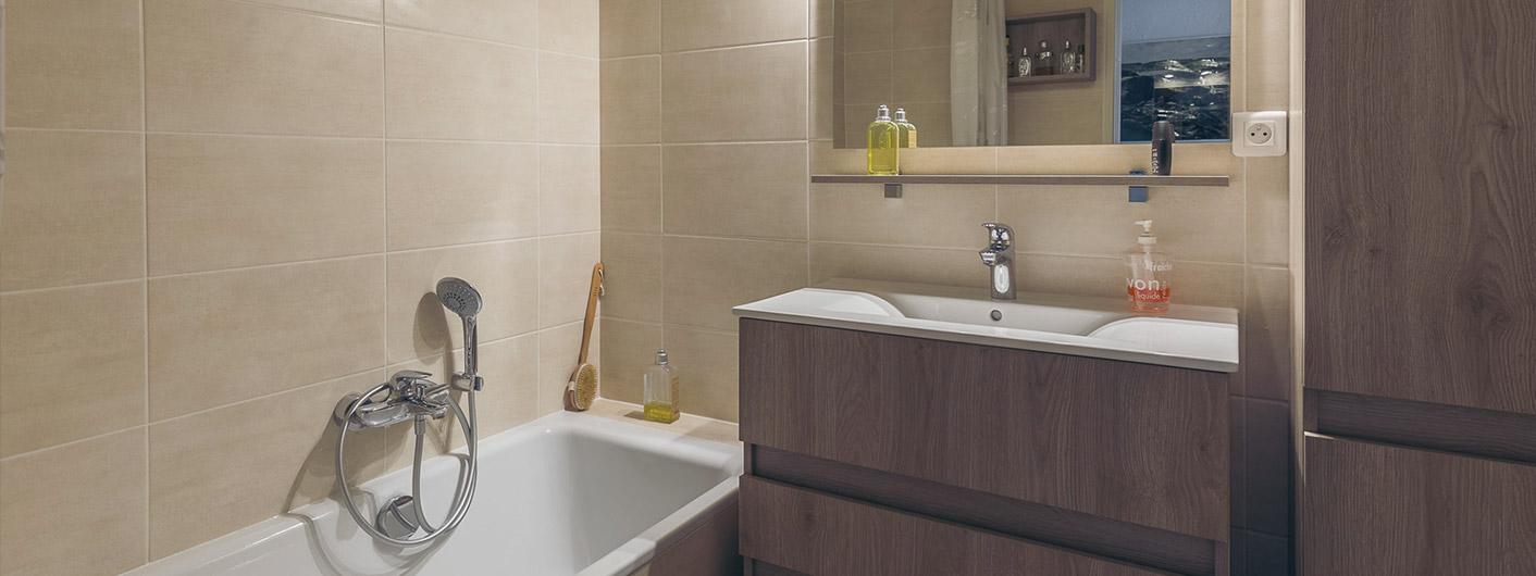 Rénovation de salle de bain et salle d'eau à Lyon, Chambéry, Annecy et Villeurbanne