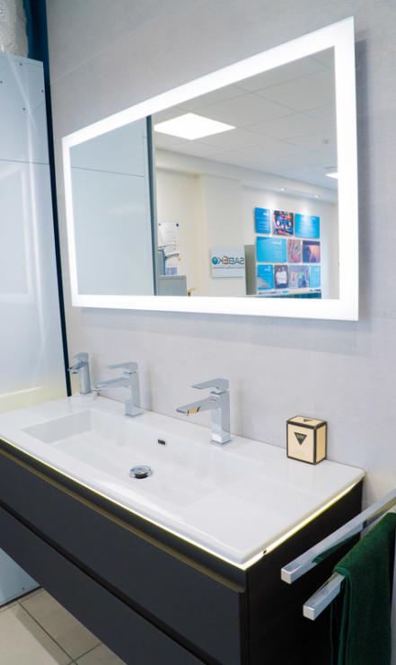 Notre showroom salle de bain